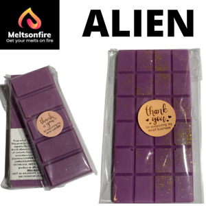 Alien Wax Melts - Highly Scented Vegan Hand made 100% soy wax New