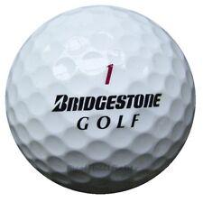 50 Bridgestone e6 Golfbälle im Netzbeutel AAAA Lakeballs Bälle e6+ Golf