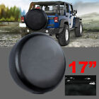 Spare Tire Cover Fit For Jeep WRANGLER 17inch Size XL Wheel Tire Cover <br/> 2 year warranty/High Quality/Weather resistant/DIY