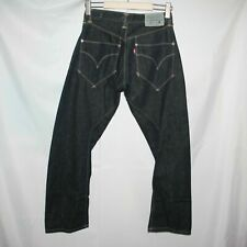 Levis Engineered 1999 Jeans Twisted Seam W31 L32