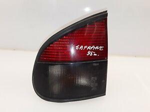 RENAULT SAFRANE 1995 REAR LEFT SIDE BRAKE LIGHT LAMP OEM 7700808305