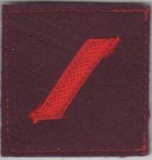 GALON Militaire Grade de poitrine de 1ère CLASSE Service de Santé des Armées