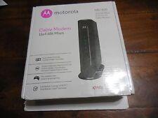 Motorola 16x4 Cable Modem, Model MB7420, 686 Mbps DOCSIS 3.0 COMCAST COMPATIB EO