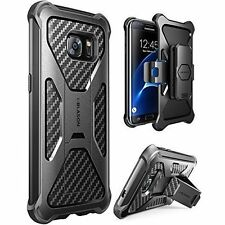 Samsung Galaxy S8 Plus Case Cover  Ultra Hybrid S Shockproof Bumper Transformer