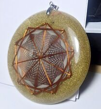 10 Hypervortex Quantic Resonator Metayantra Pranic Device ORGONITE