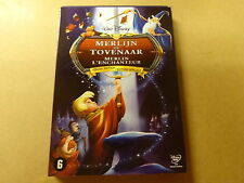 SPECIAL EDITION DVD / MERLIJN DE TOVENAAR / MERLIN L' ENCHANTEUR ( WALT DISNEY )