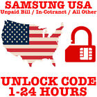 AT&T ATT FACTORY UNLOCK CODE SERVICE SAMSUNG GALAXY NOTE 20   NOTE 20 ULTRA 5G
