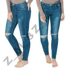 Unbranded Cotton Slim, Skinny L30 Jeans for Women