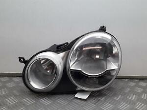 VOLKSWAGEN POLO TWIST Hatchback 2003 Left Passenger Headlight Lamp 6Q2941007G