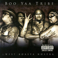 Boo-Yaa T.R.I.B.E. West Koasta Nostra CD/DVD [Special Edition]