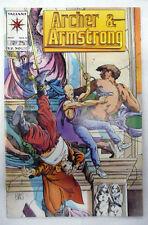 archer & armstrong 4 barry windsor smith    valiant comics