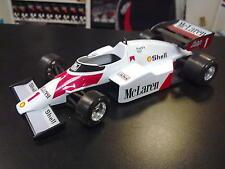 McLaren MP4/2 1986 1:24 #1 Alain Prost McLaren