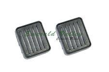 Classic Mini Clutch & Brake Pedal Rubber Pads - Morris Mini, Austin Mini, Cooper