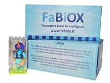 BOX MINIFIGURES LEGO - FABIOX - SCATOLA CON 8 BOX