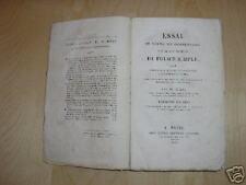 Législation police contravention justice par Biret 1823