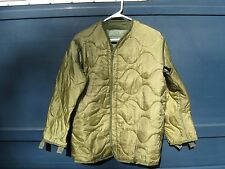 GENUINE US MILITARY ISSUE M65 M-65 FIELD JACKET LINER X-SMALL NEW