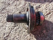 Farmall 560 Tractor Ih Transmission Input Drive Shaft With Gear Amp Bearing 370663r1