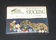 "Shepherd's Bush Christmas ""Thomas's Stocking"" Cross Stitch Embellishment Pack"