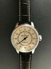Meistersinger Perigraph Single-Hand Automatic 43mm Swiss Made