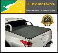 Mitsubishi MQ / MR Triton Dual Cab Clip On Ute Tonneau Cover to fit Sports Bar.