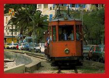 Tram Tranvia Postcard ~ Puerto de Sóller - 1932 Bilbao Car 4 - Majorca Mallorca