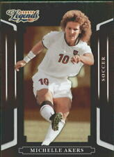 2008 Donruss Sports Legends Multi-Sport Card #33 Michelle Akers