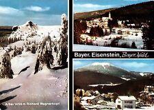 Bayer. pietra Ferro, Bayer. foresta, cartolina, andato 1984