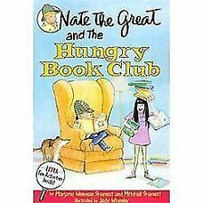 Nate the Great and the Hungry Book Club: By Sharmat, Marjorie Weinman, Sharma...