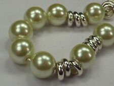 Pearl Silver Vintage Costume Necklaces