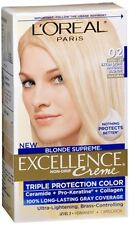 L'Oreal Excellence Creme Blonde Supreme 2 Extra Light Blonde (Natural) 1 Each