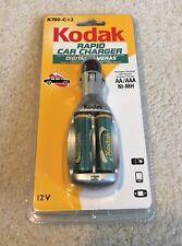 Kodak - K700-C+2 Ni-MH Car Charger