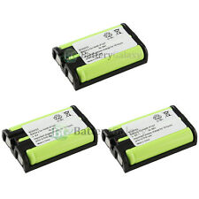 3 NEW Home Phone Rechargeable Battery for Panasonic HHR-P107A/1B HHRP107A/1B HOT