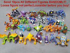 *SEND RANDAM* LOT! 10pcs DIFFERENT Invizimals Revolution Monsters Action Figures