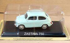 1/43  -  ZASTAVA  750 VERT CLAIR  - URSS