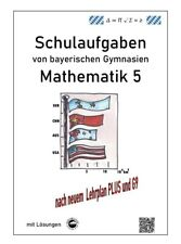 Bücher Schulbücher Schulaufgaben von bayerischen Gymnasien Mathematik Kl. 5 Neu