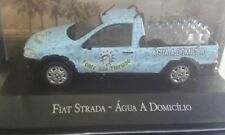 Brazilian Working Cars - Ixo Altaya - Fiat Strada - Mineral Water Delivery