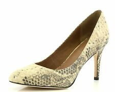 Corso Como DEL Snake Print Leather Pumps 7101 Size 10 M NEW!