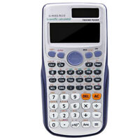 School Office Home Two Ways Power 417 Functions Handheld Scientific Calculator