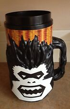 JACK LINKS BEEF JERKY GLOWING SQUATCH YETI FACE MUG BRAND NEW & WRAPPED