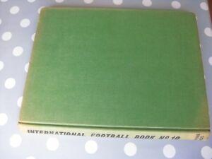 International Football Book No.10 1968