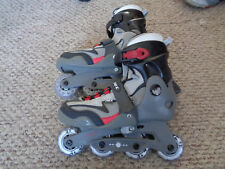 Dbx Rollerblades adjust sizes 3-6 youth