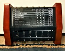 Vintage BP Electronic Video Control Panel Mixer Model #V-4802 TV VCR