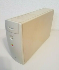 Apple External Hard M2115 1080 MB Quantum Fireball Macintosh Powers On UnTested