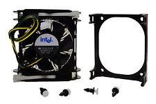 Intel Socket 478 Cooling Fan CPU Computer Cooler Exhaust Fans w/Mounting Bracket