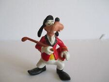 SPORT GOOFY  Figure Figurine PVC BULLYLAND  1980
