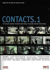 Contacts Volume 1: The Great Tradition Of Photojournalism (DVD, 2005)