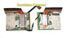 Set of Primary 96RJ4 & Secondary Video Card 4WGVV for Dell Alienware M17x R1