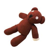 Peluche Mister Mr Bean teddy bear Plush NEUVE Vintage