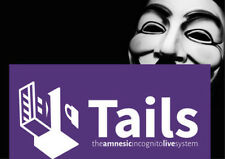 TAILS Secure OS Live USB Linux Tor Anonymous PGP deep web New Latest 3.7