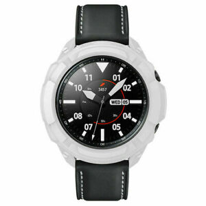 41mm/45mm Watch Case for Samsung Galaxy Watch 3 Cover Shell Frame Bumper Newly